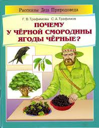 Почему у черной смородины ягоды черные?